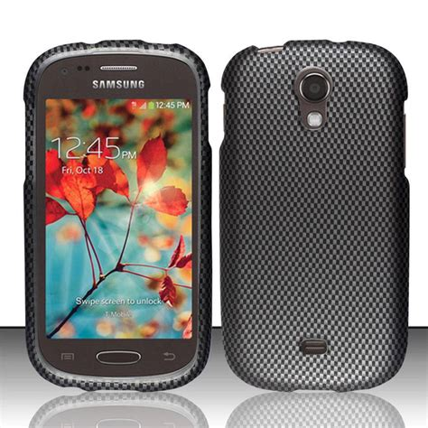 Samsung Galaxy Light Phone Cases by For Samsung Galaxy Light Sgh T399 Rubberized