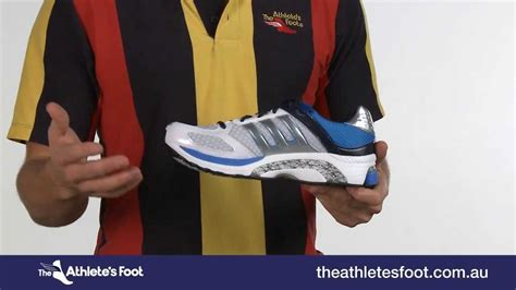 athlete s foot in shoes adidas supernova sequence 5 running shoe review the