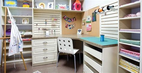craft sewing room design ideas craft rooms sewing rooms by closet factory