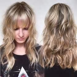 15 medium length hairstyles with bangs popular