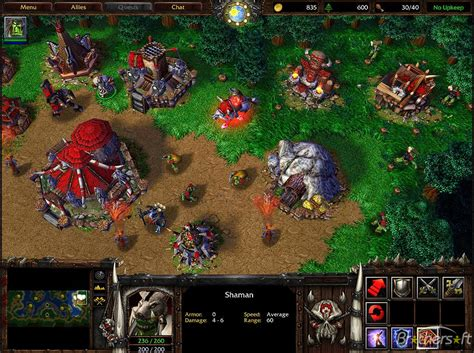 download mod game warcraft 3 warcraft iii reign of chaos free download