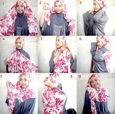 tutorial jilbab pashmina cashmere muslimah creations how to wear hijab tutorial pashmina modern