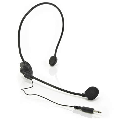 Headset Microphone Wireless Mic Headset Lavalier Mic System By Gear4music Nearly New At Gear4music