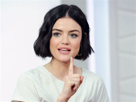 lucy hale rocked  temporary pixie cut   didnt       hellogiggles