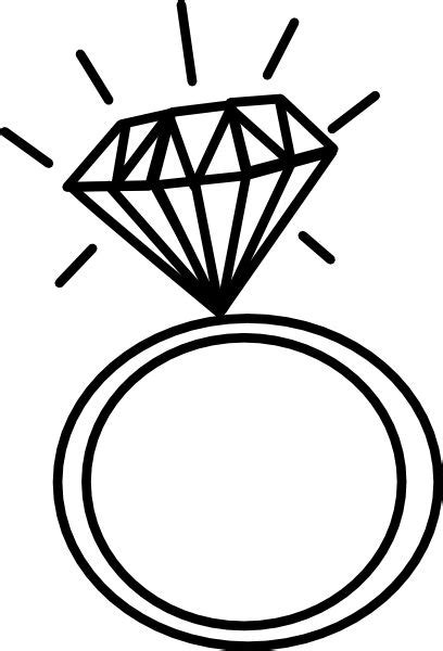 linked wedding rings clipart  clipart images  clipartix