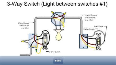 3 way switch wiring schematic get free image about