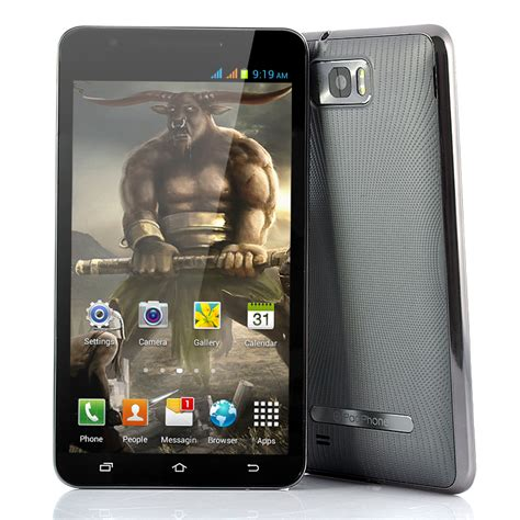 Memory Ram Android minotaur 6 inch android 4 2 phone 3g 1 2ghz