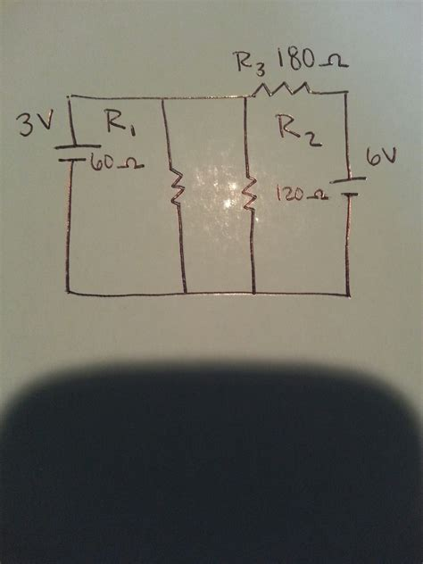through resistor book what is the current through resistor r1 in the cir chegg
