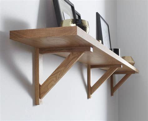 oak wall shelf solid american white oak traditional oak