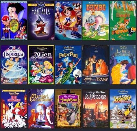 videos de peliculas infantiles disney para ni os y peliculas infantiles coleccion dvd disney pixar otras