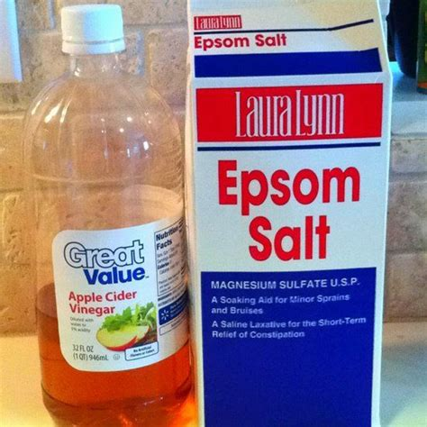 Drink Epsom Salt For Detox by This Is The Best Foot Softening Detoxifying Foot