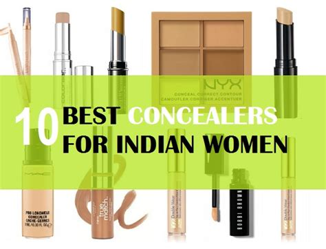 5 best concealers available in india indian makeup and 10 best face and under eye concealers in india with price list