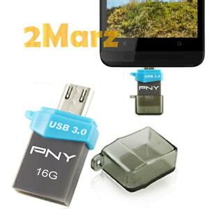 pny ou3 duo link 16gb 16g 3 0 flash drive disk mobile
