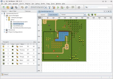 game design tutorial java creatingjavamegameswithgamebuilder netbeans wiki