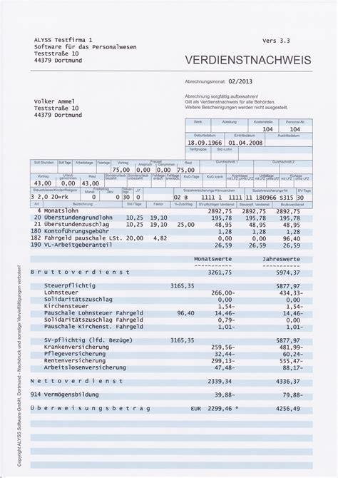 Kostenlose Vorlage Gehaltsabrechnung Die Lohnberechnung Lohndaten Erfassen In Der Lohn