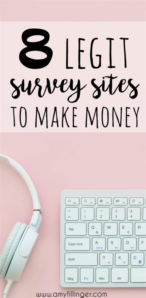 Best Survey Sites To Make Money - 8 top survey sites to make money the best legit survey companies