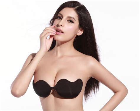 Freebra Invisible Bra Silicon Bra 2018 invisible bra secret v bra push up free bra silicone bra thin bra for
