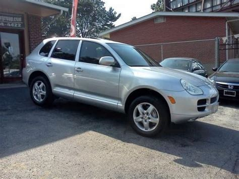 automobile air conditioning service 2006 porsche cayenne instrument cluster sell used 2006 porsche cayenne s in 1317 veterans memorial pkwy st charles missouri united