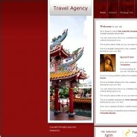 free download css templates for advertising agency travel free website templates in css html js format for