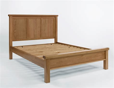 devon oak king size bed oak furniture solutions