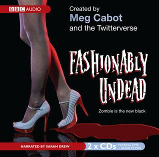 Book Review Of Babble By Meg Cabot by Fashionably Undead By Meg Cabot Reviews Discussion