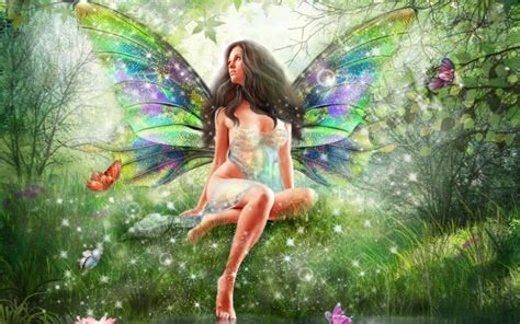 Beautiful Fairies | beautiful fairy wallpaper hd 6 background hivewallpaper com