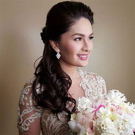 luna hairstyle wedding day hair inspirations from celeb brides