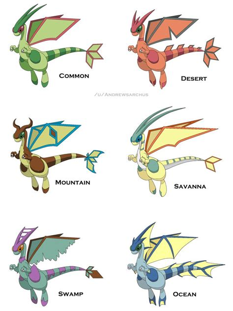 242 best images about pokemon crossbreeds and variations