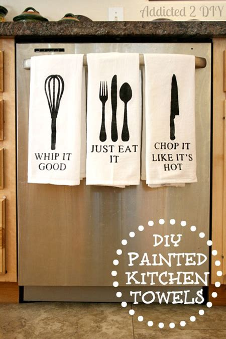 diy kitchen decor diy home decor 5 awesome easy projects