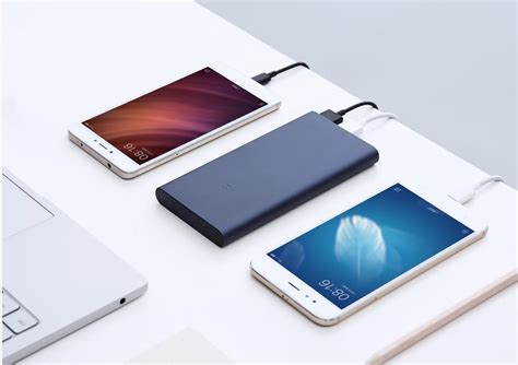 Charger Original Xiaomi Mi6 Charge 30 original xiaomi 10000mah power bank 2 dual usb charge 3 0 portable charger for mobile