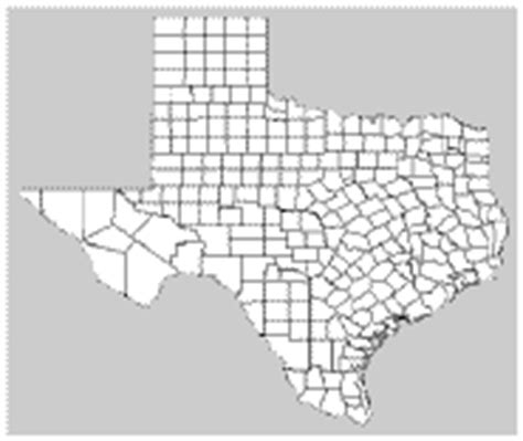 texas county map interactive texas county maps