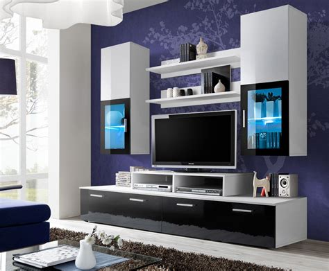 livingroom units toledo 2 modern wall units living room ideaforhome