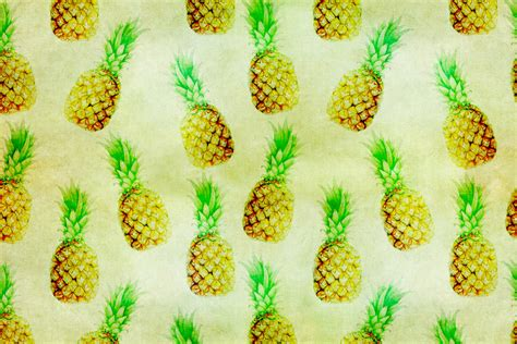 pineapple pattern hd pineapple wallpaper vintage free stock photo public