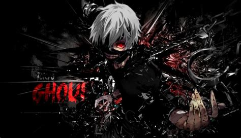 tokyo ghoul hd wallpaper  hd wallpapers