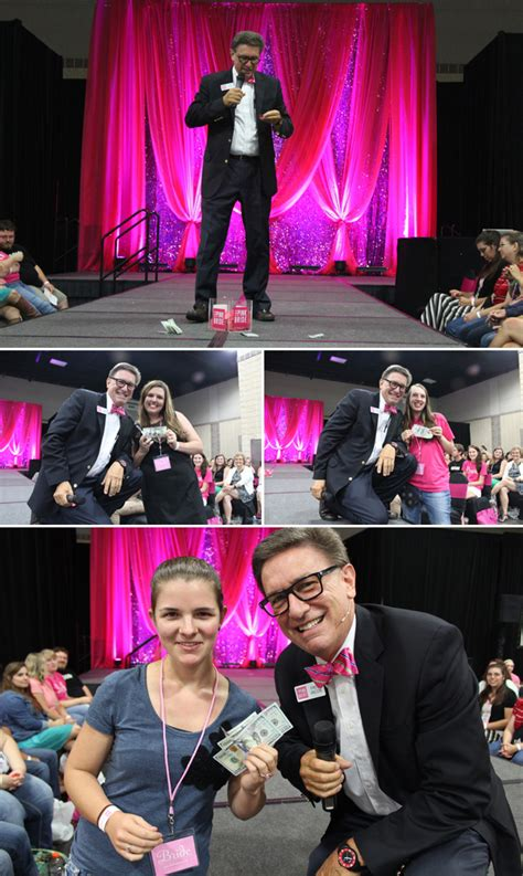 Bridal Show Giveaways - knoxville pink bridal show recap summer 2014 the pink bride