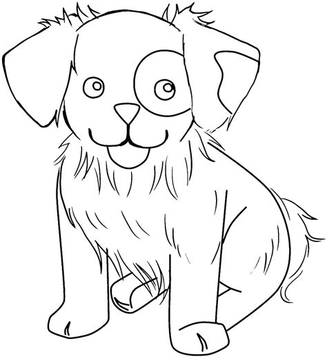 Easy Animal Coloring Page Coloring Page Pedia Easy Animal Coloring Pages
