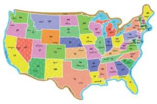 big map of the united states thefreebiedepot