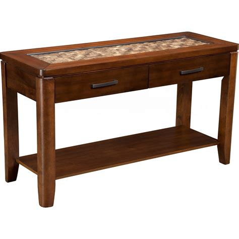 norcastle sofa table norcastle sofa table mahogany and more accent tables