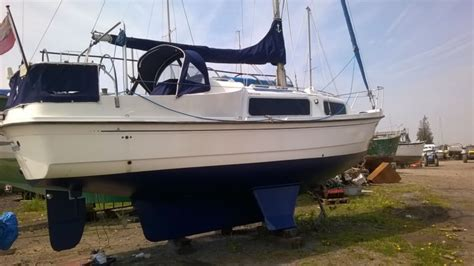 27ft kent class motor sailor for sale for 163 7 200 in uk