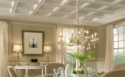 Coffered Vs Tray Ceiling Dianne S Creative Table How High