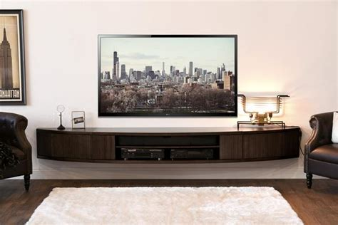 entertainment center with tv mount wall mount floating entertainment center tv stand arc