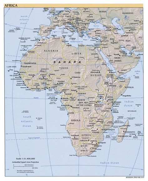 africa map pdf free of africa maps