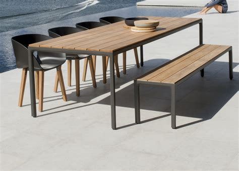 tribu illum garden dining table tribu outdoor furniture