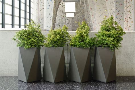 design planters design for the garden modern design by moderndesign org