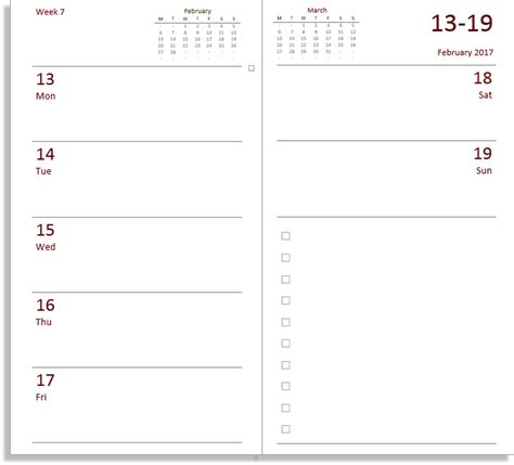 printable calendar diary 2017 image gallery diary pages 2017