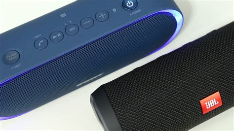 Sony Srs Xb20 Black jbl flip 4 vs sony srs xb20 wireless speaker comparison