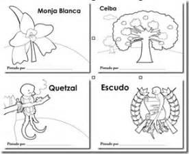 dibujos alusivos para colorear de los simbolos patrios peru s 237 mbolos patrios de guatemala para colorear