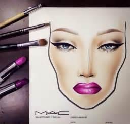 Mac Makeup Application by Mac Chart