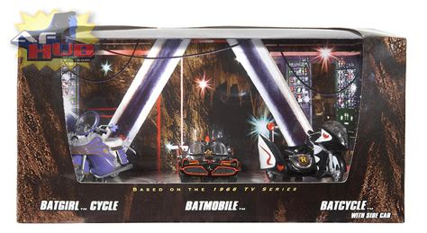 Wheels Batman 3 Pack afhub the figure hub comic con exclusive wheels batman 3 pack