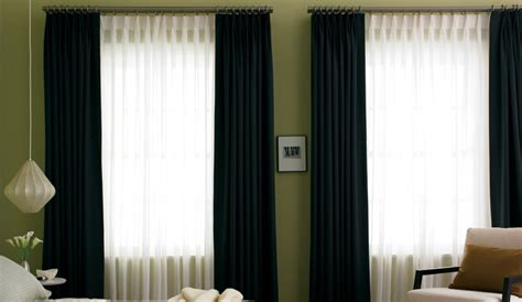 hanging blackout curtains drapes custom curtains draperies the shade store